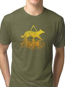The Dog (Inverse) Tri-blend T-Shirt
