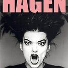 Nina Hagen by watertigerleo