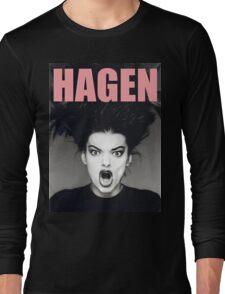 Nina Hagen Long Sleeve T-Shirt