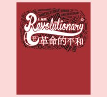 Revolution Graffiti Red Kids Clothes