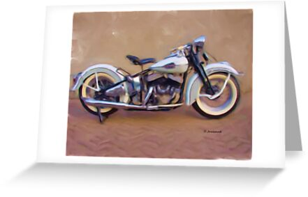 45' Harley Davidson by ezcat