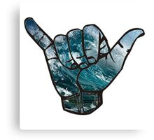 hangloose Canvas Print