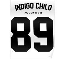 Indigo Child 89 Poster