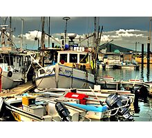 """""""Reef Boats Bowen Harbour"""" Photographic Print"""