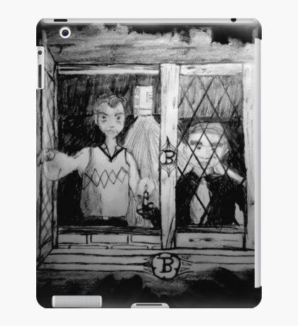 Looking iPad Case/Skin