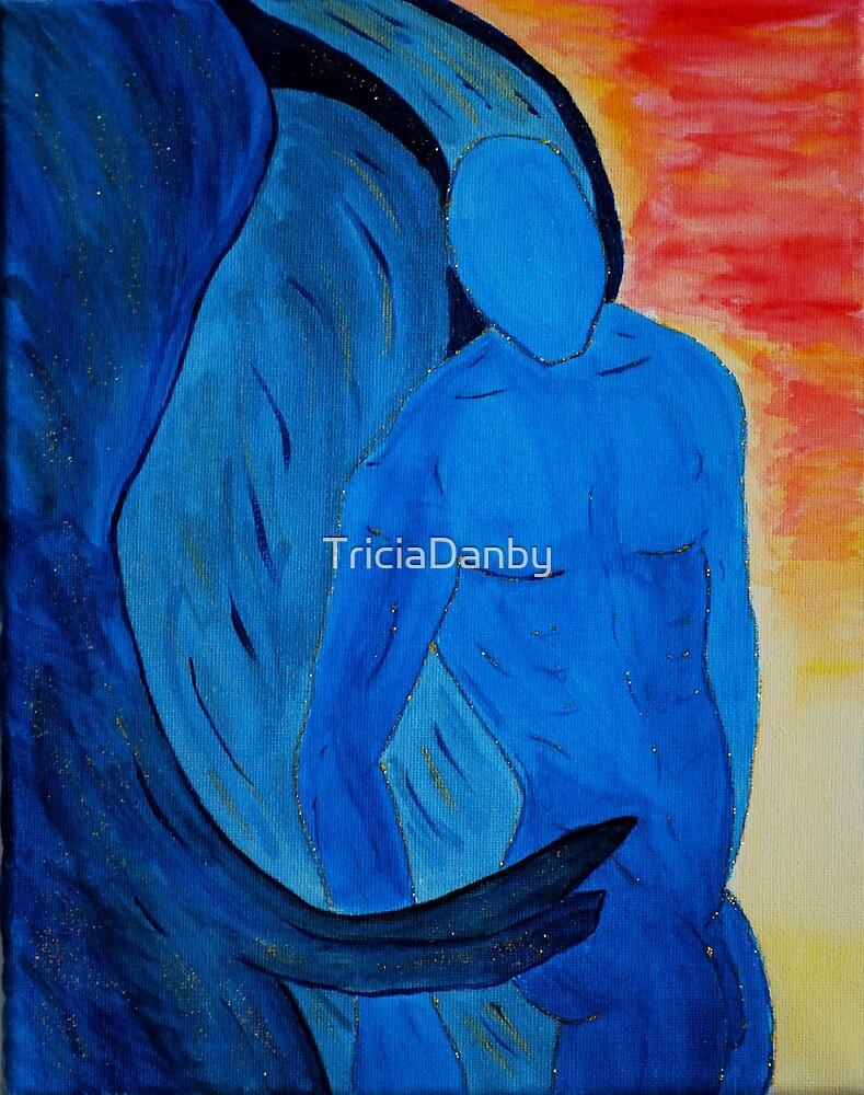 Archangel Michael by TriciaDanby
