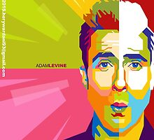 """WPAP - """"Adam Levine"""" by hwart"""