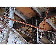 Longfellow Bridge Photographic Print