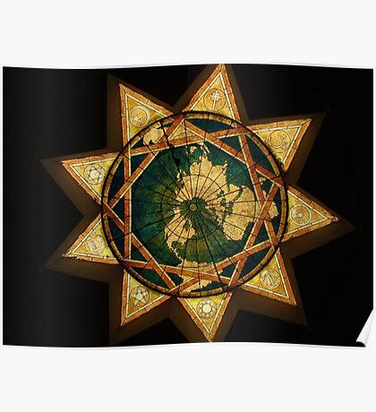 One Religious World Order Poster
