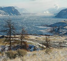 Kamloops Lake by Chris Wood