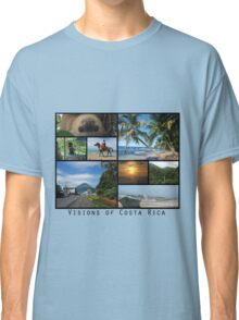 Visions of Costa Rica Classic T-Shirt