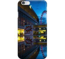 Oscillation - London Lights iPhone Case/Skin