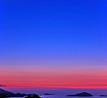 Virgin Islands Sunset by Nathan Lovas Photography