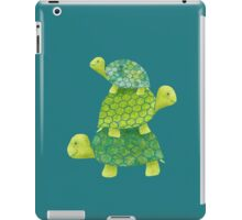 Turtle Stack iPad Case/Skin