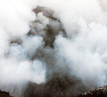 Kilauea Burning by Bryan Shane
