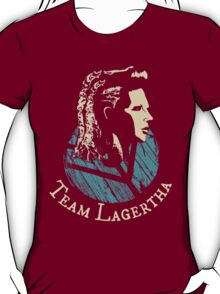 Team Lagertha - Vikings T-Shirt