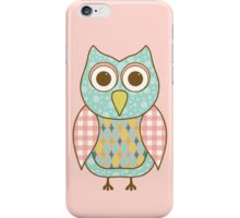 Patterned Owl iPhone Case/Skin