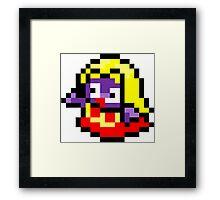 Pokemon 8-Bit Pixel Jynx 124 Framed Print