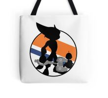 Ratchet & Clank Silhouette Tote Bag