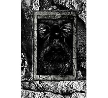 Masque 3 Photographic Print