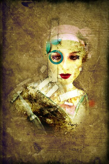 Bandage by Catrin Welz-Stein