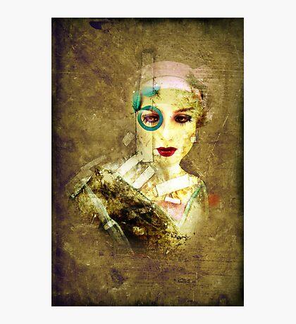 Bandage Photographic Print