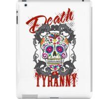 Death to Tyranny iPad Case/Skin