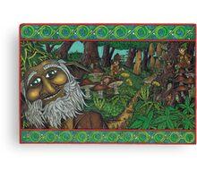 The Forgotten Folk Canvas Print
