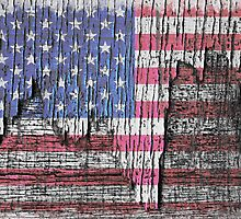 Old Glory by Beverly Lussier