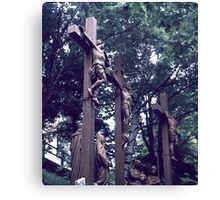 Stations of the Cross (2) Canvas Print