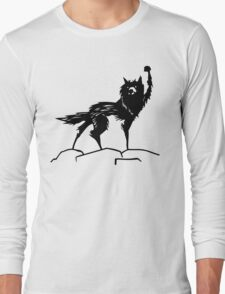 Fantastic Mr Fox Wolf Long Sleeve T-Shirt