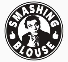 Smashing Blouse by Alpha-Attire