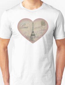 Paris in my heart T-Shirt
