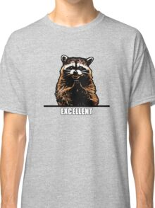 Evil Raccoon Classic T-Shirt