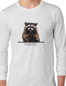 Evil Raccoon Long Sleeve T-Shirt