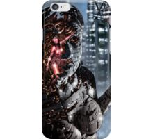 Cyberpunk Painting 048 iPhone Case/Skin