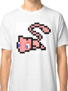 Pokemon 8-Bit Pixel Mew 151 Classic T-Shirt