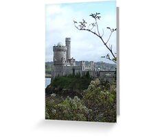 Blackrock Castle, Ireland Greeting Card