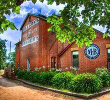 Murray (Billsons) Brewery, Beechworth by Ashpix