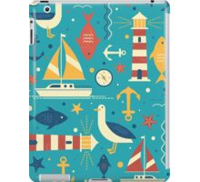 All At Sea iPad Case/Skin