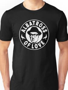 Albatross of love Unisex T-Shirt