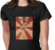 Le Cirque Trapeziste Womens Fitted T-Shirt