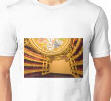 Opera House, Paris 6 Unisex T-Shirt