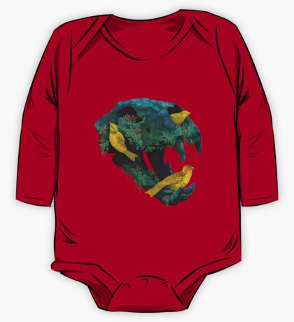 Three little birds One Piece - Long Sleeve
