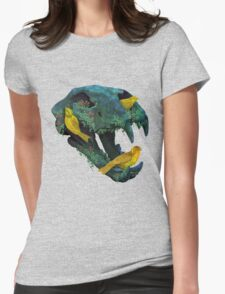 Three little birds Womens Fitted T-Shirt