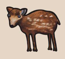 Mouse Deer by Bewilderlings