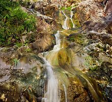 Fish Bay Waterfall by Nathan Lovas Photography