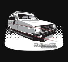 Reliant Rialto anniversary T-Shirt