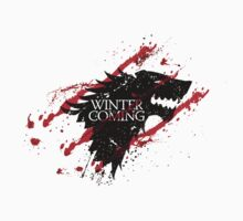 Winter Is Coming by designbymike