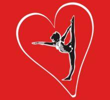 I love Yoga by Steve Gale